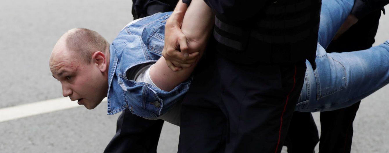 Итоги протестов в России: жестокие избиения, тысячи задержанных, арест Навального на 30 суток