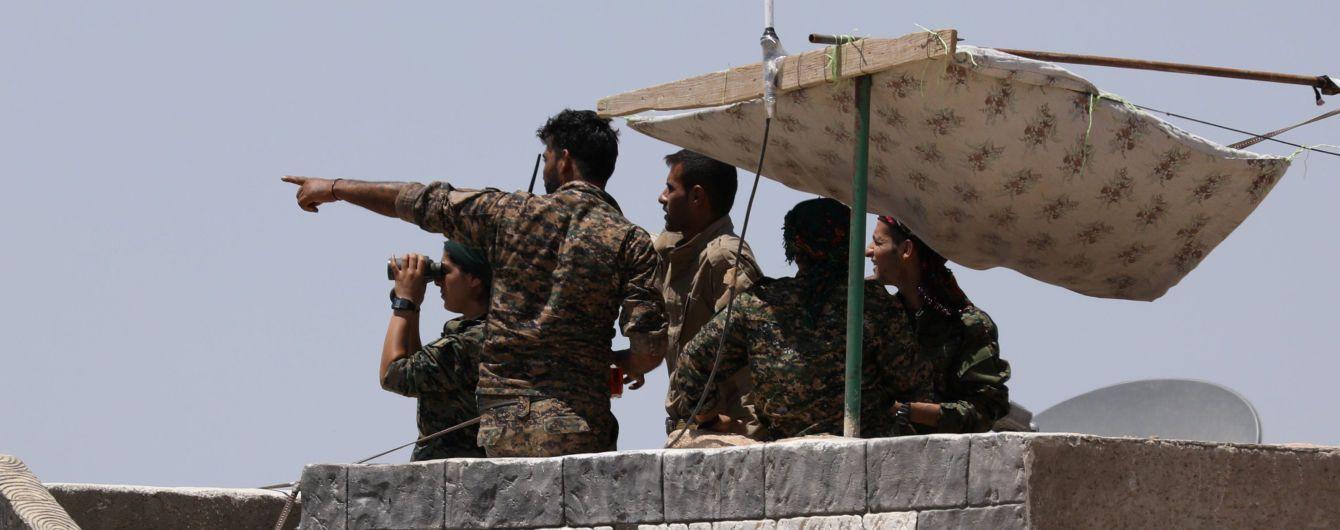 """""""Демократические силы Сирии"""" взяли под контроль старый город Ракки"""