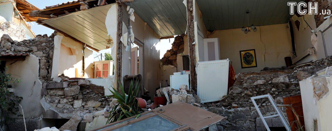 Унаслідок землетрусу в Егейському морі сотні людей отримали поранення
