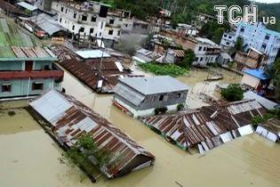 В Бангладеш более полусотни людей погибли под грязью