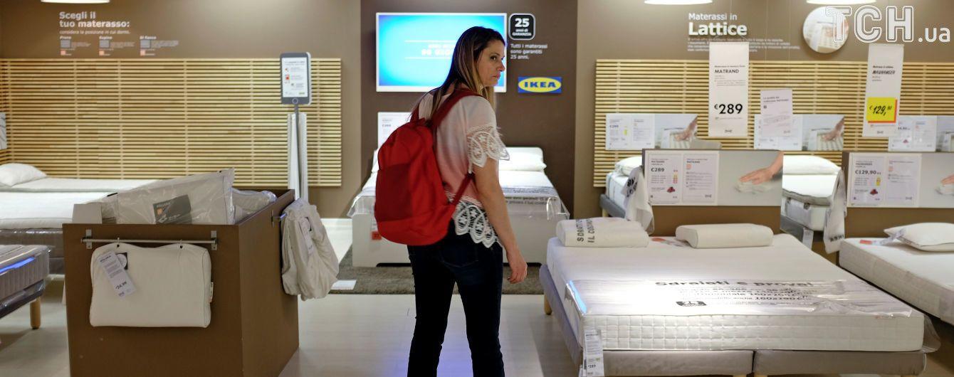 IKEA назвала даты выхода на украинский рынок