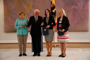 Меркель в брюках и коллеги в платьях: стильные дамы в правительстве Германии