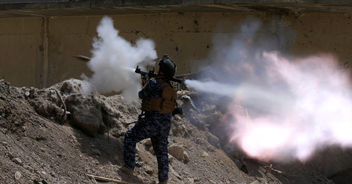 Іракська армія заявила про фінальний наступ на Мосул