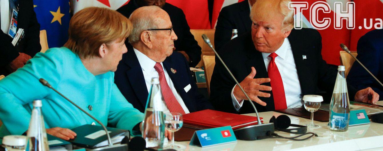 """G7 не можуть домовитися щодо торгівлі та """"російського питання"""" - Reuters"""