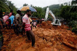 На Шри-Ланке самые мощные за последние 14 лет наводнения унесли жизни более 120 человек