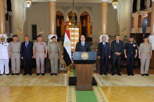 Египетские самолеты обстреляли лагеря боевиков в Ливии в ответ на теракт против коптов