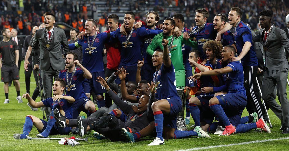 Манчестер юнайтед полноэкранные фото команды