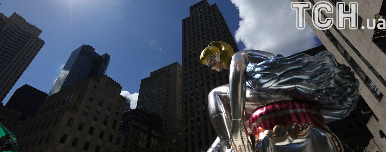 Без плагиата: всемирно известный скульптор Кунс заплатил за украинскую статуэтку