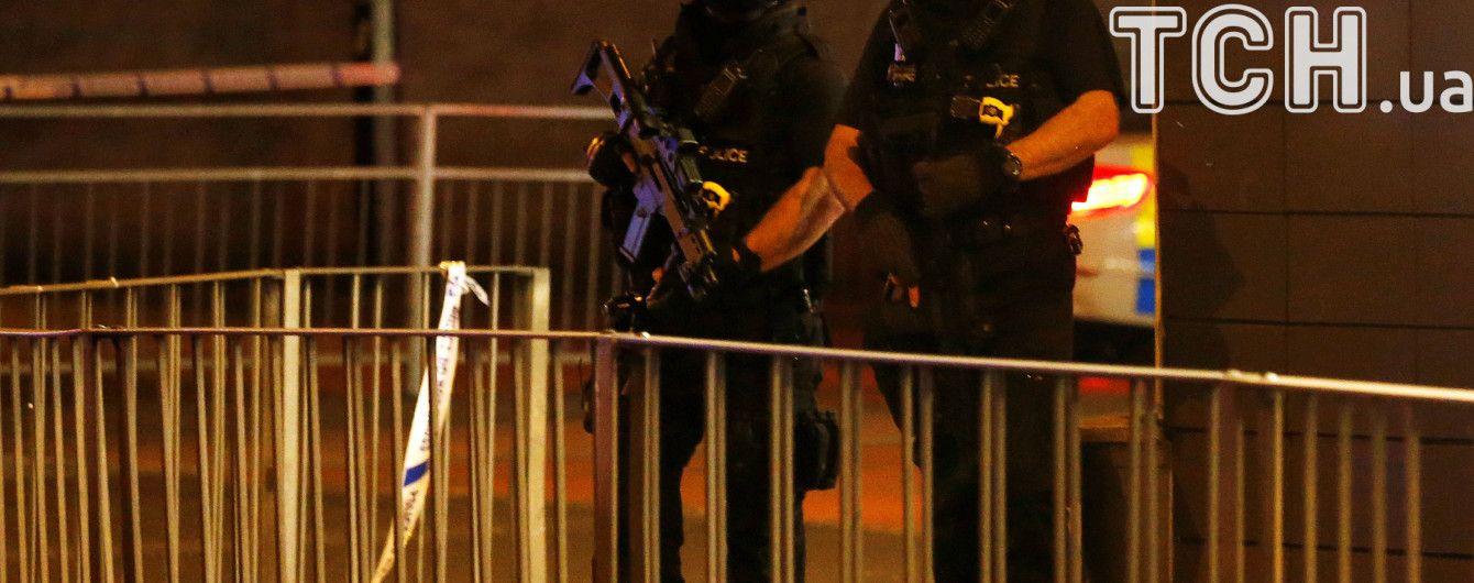 Британська поліція заарештувала жінку за підозрою в причетності до теракту у Манчестері