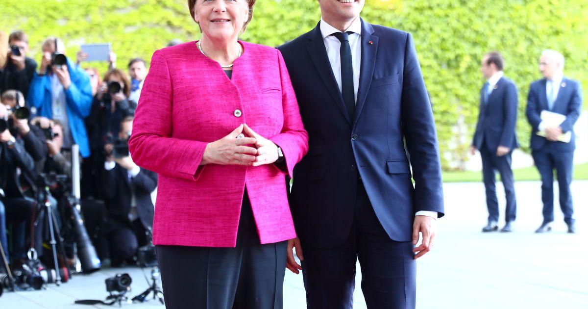 Франция и Германия поддержали идею продления действия закона об особом статусе ОРДЛО