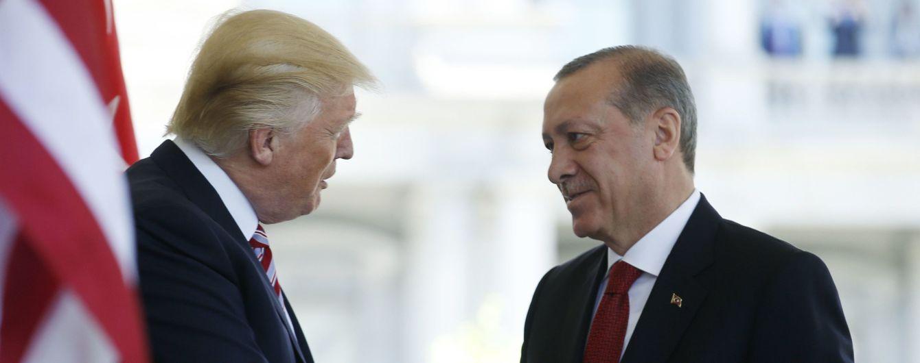 """""""Это все ваше. Мы закончили"""". CNN обнародовал детали переговоров Трампа и Эрдогана по Сирии"""