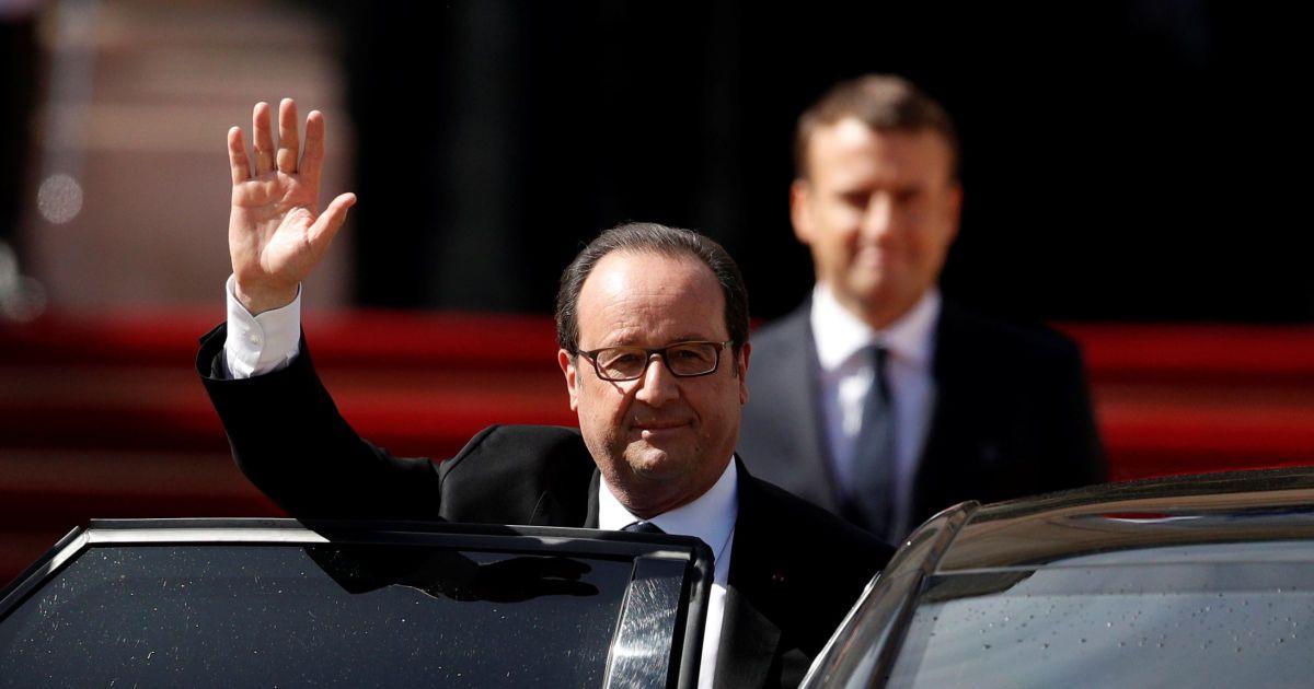 Франсуа Олланд. @ Reuters
