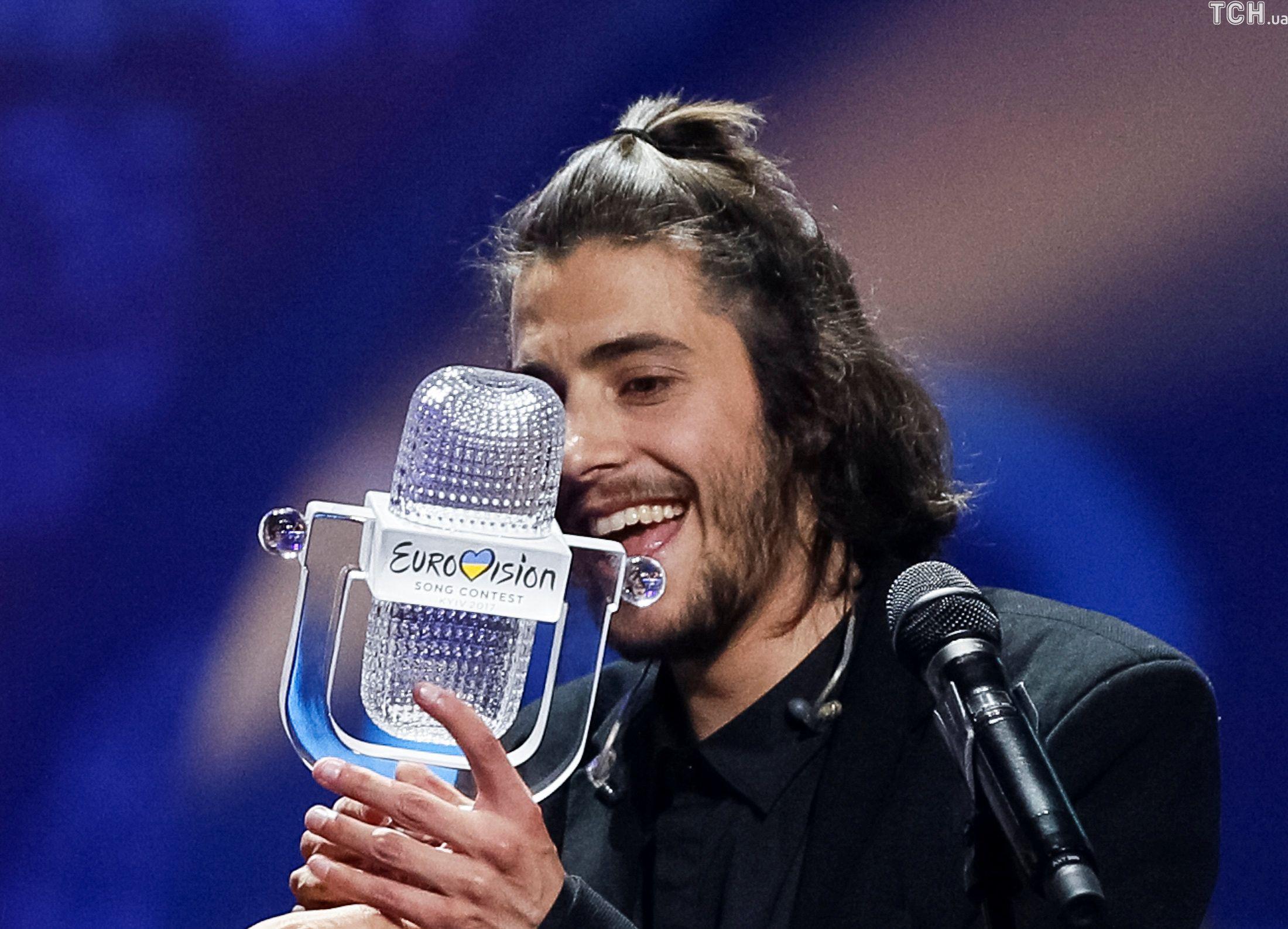 """Сальвадор Собрал """"Євробачення-2017"""" прес-конференція_5"""
