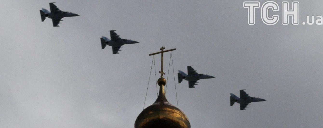 Країни СНД під наглядом Росії підняли в небо авіацію