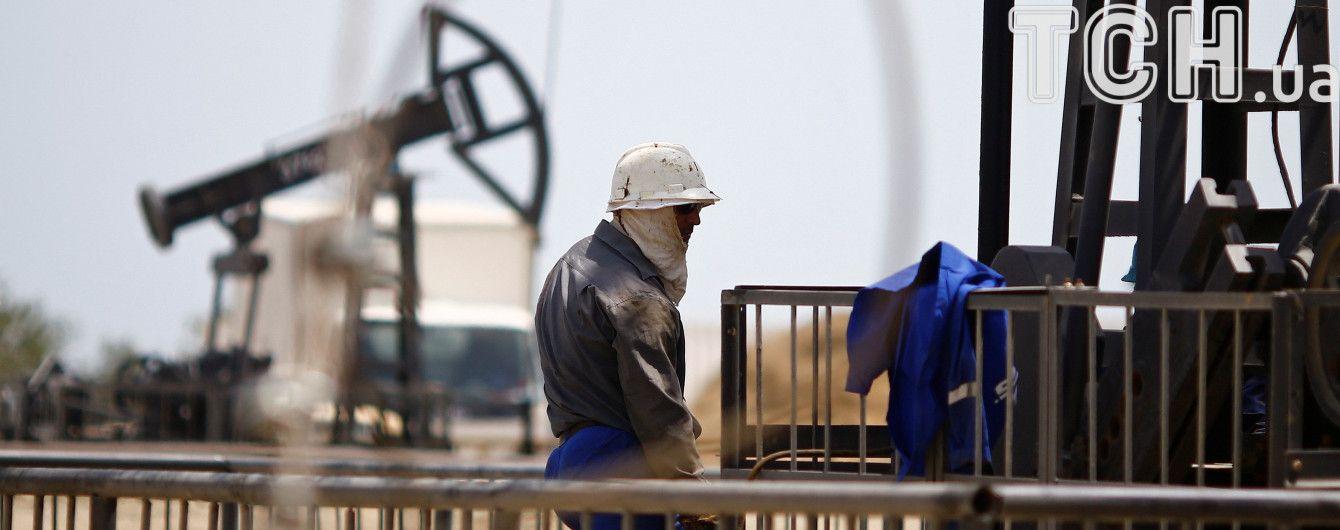 Цена на нефть преодолела психологическую отметку в 80 долларов за баррель