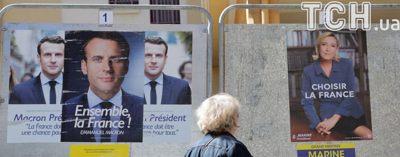 Погода і явка можуть підвищити шанси Ле Пен на виборах у Франції