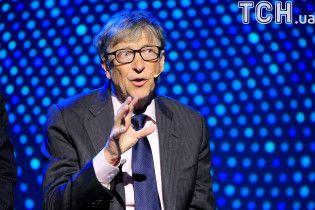 Гейтс хоче платити більше податків