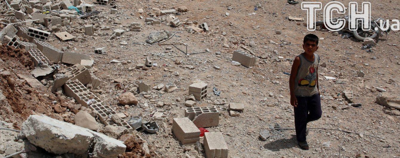 Активісти розповіли про відвоювання сирійською армією останнього підконтрольного ІДІЛ міста в провінції Хомс