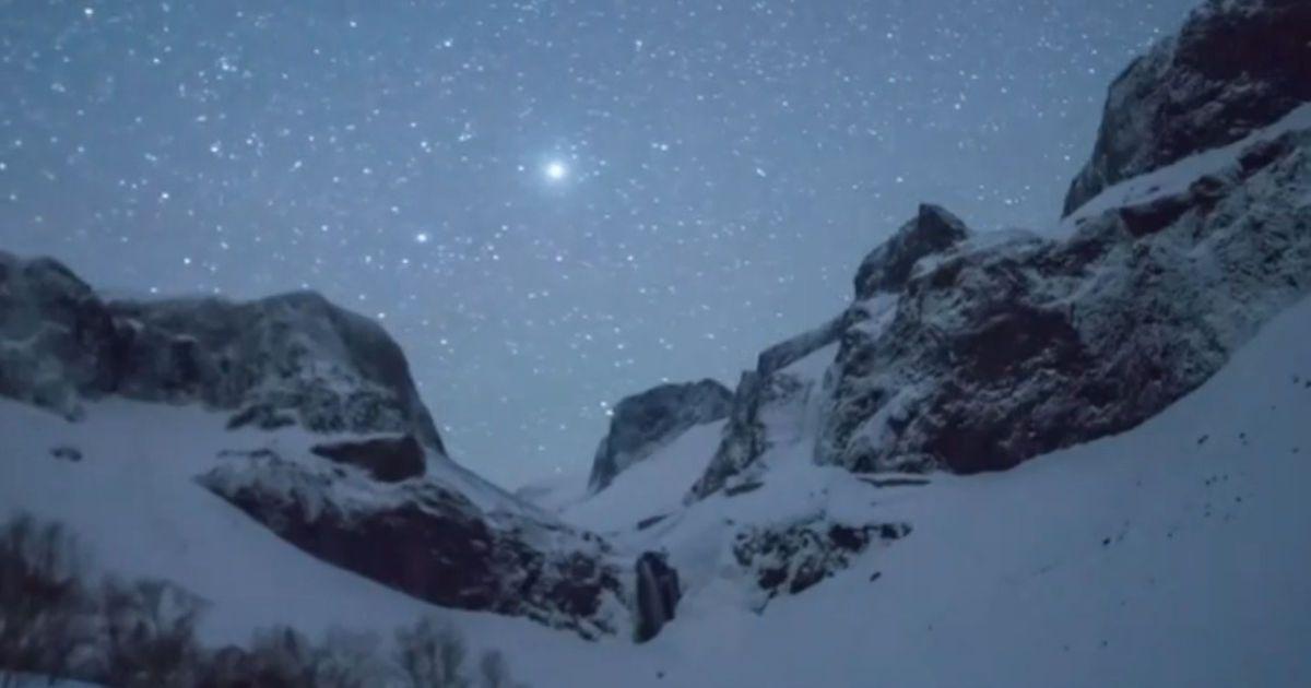 """У Китаї """"випав"""" неймовірної краси метеоритний дощ"""