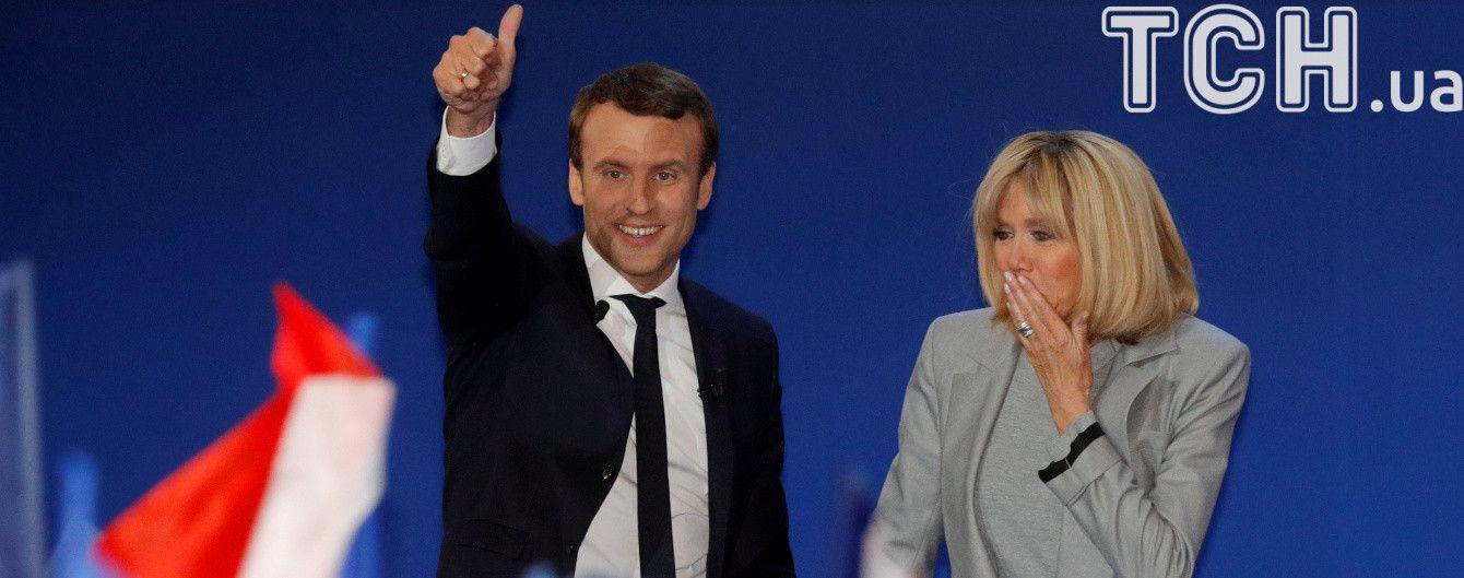 Любовь с разницей в 24 года. Как потенциальный президент Франции Макрон влюбил в себя учительницу