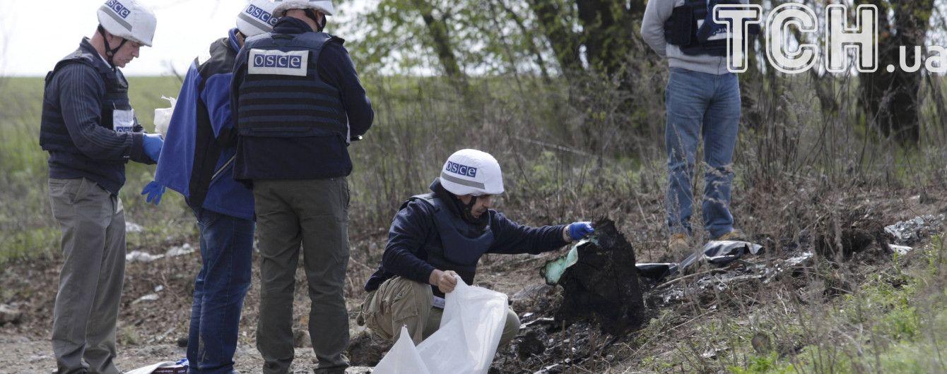 """На Донбассе участились случаи нарушения режима """"тишины"""" и уменьшилось количество взрывов - ОБСЕ"""