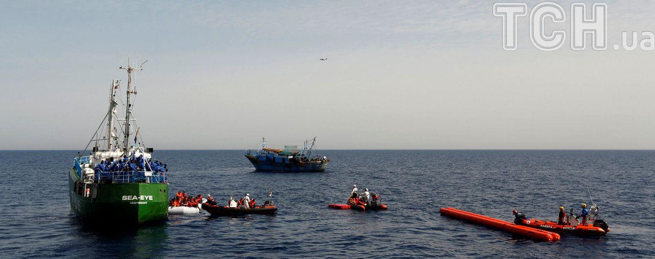 Волонтери з Іспанії врятували 87 нелегалів у Середземному морі