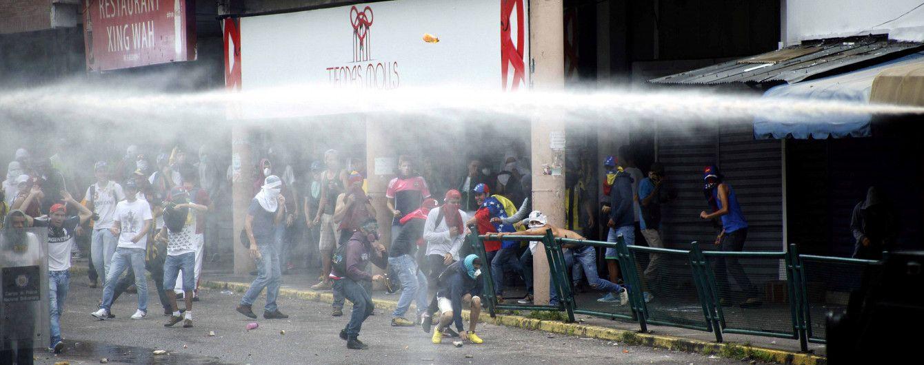 Голодный бунт. Почему венесуэльцы восстают против президента Мадуро