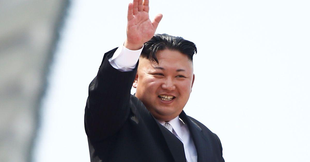 Кім Чен Ин, лідер КНДР