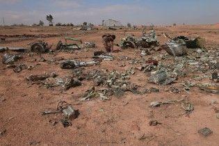 У Асада повідомляють про сотні загиблих внаслідок потужного авіаудару по сирійському хімзаводу