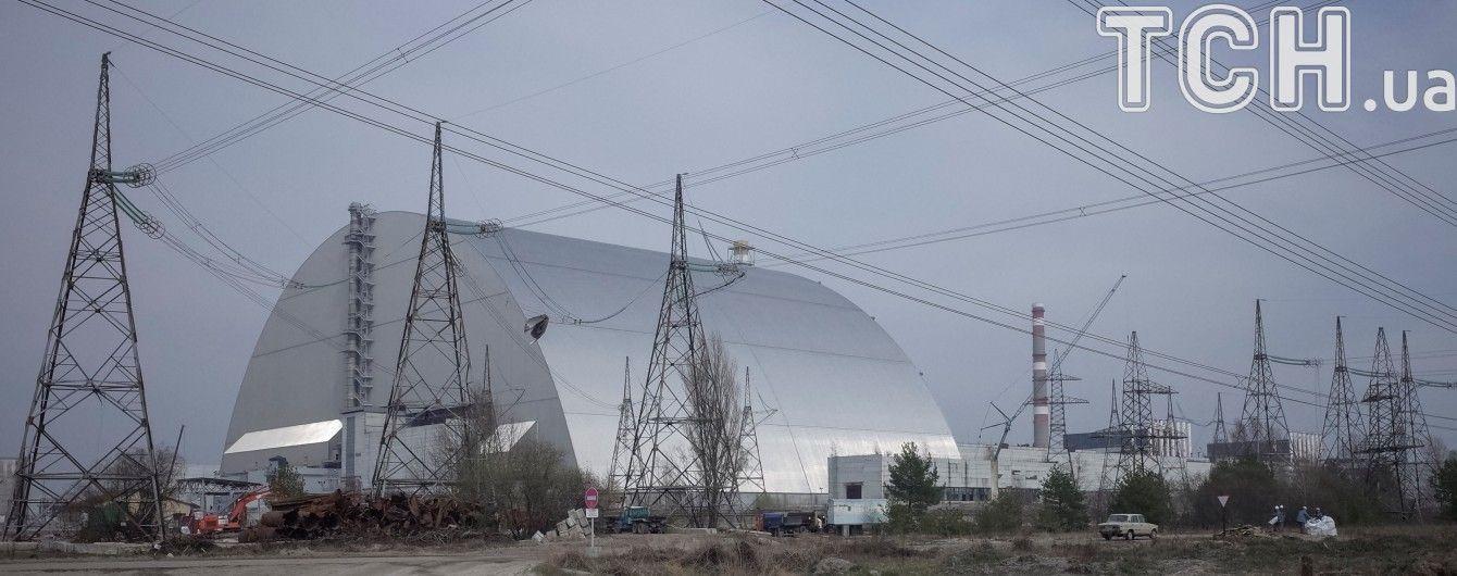 На Чернобыльской АЭС произошло задымление в энергоблоке