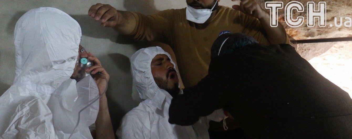 Французька розвідка має докази використання хімзброї урядом Асада - Reuters