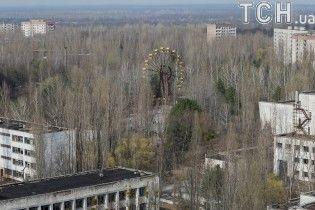 У Чорнобильській зоні виділили землю для будівництва першої вітрової електростанції