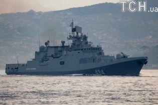 """У НАТО заявили, що активність ВМФ РФ зараз вище, ніж у часи """"холодної війни"""""""