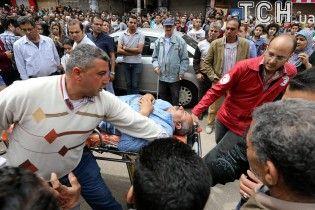 МВД Египта идентифицировало смертника, который подорвался возле собора в Александрии