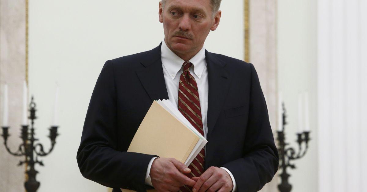 В Кремле резко высказались относительно курса Украины на членство в НАТО