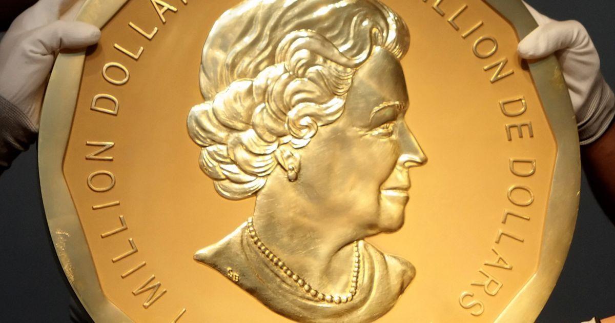 У Берліні з музею викрали 100 кг золоту монету вартістю в кілька мільйонів доларів
