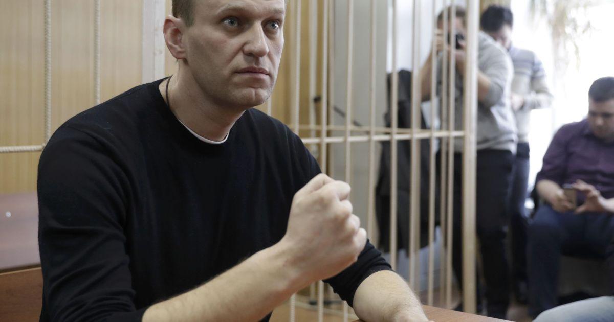 Навальный записал обращение к миллиардеру Усманову