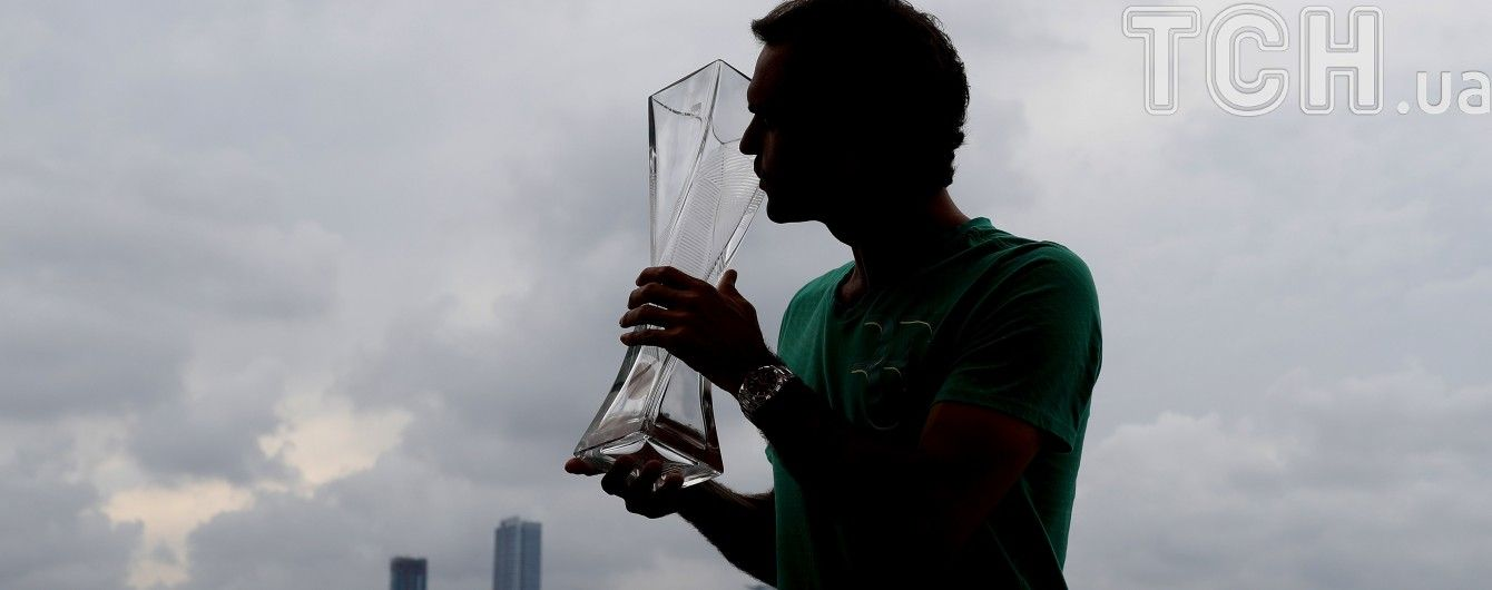 Легендарный Федерер сыграет с Биллом Гейтсом благотворительный поединок в теннис