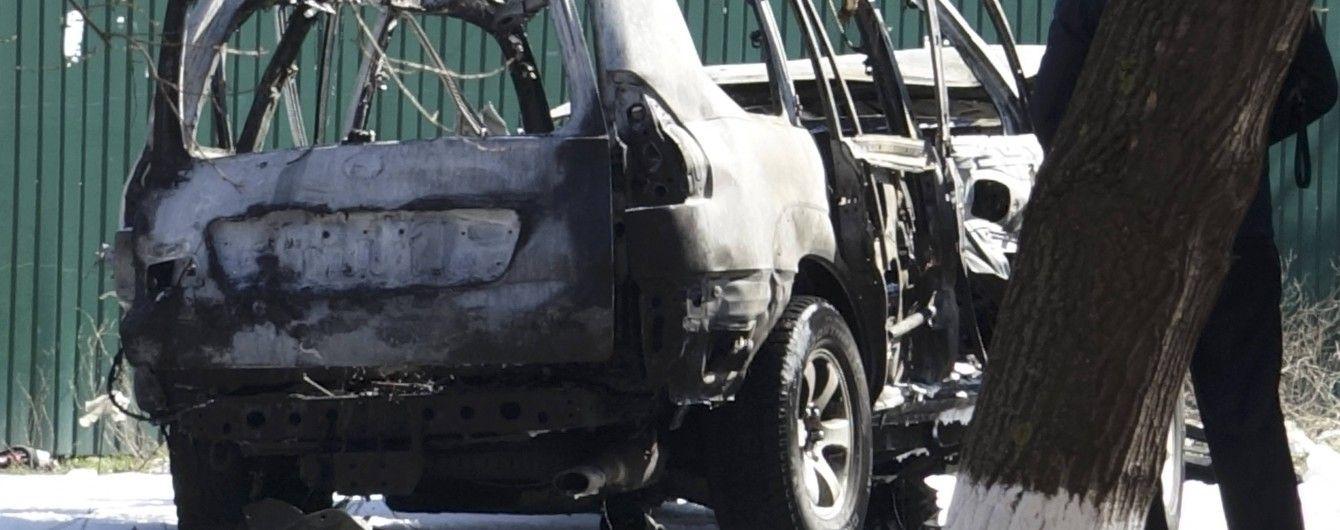 Полковника контрразведки СБУ в Мариуполе подорвала женщина – журналист