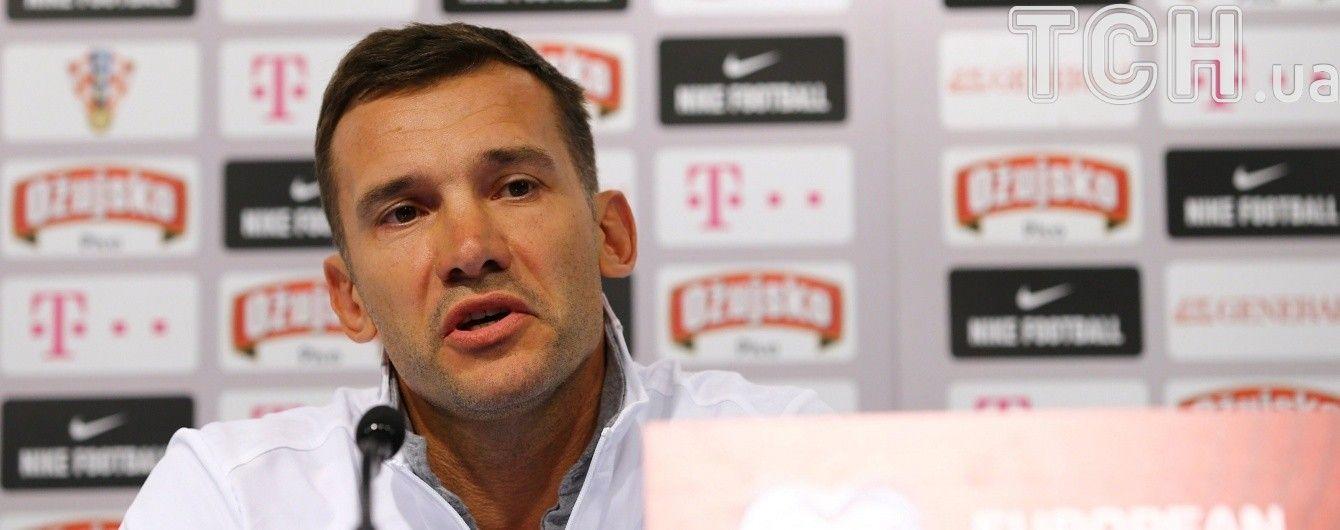 Украина и Россия могут попасть в один дивизион Лиги наций УЕФА