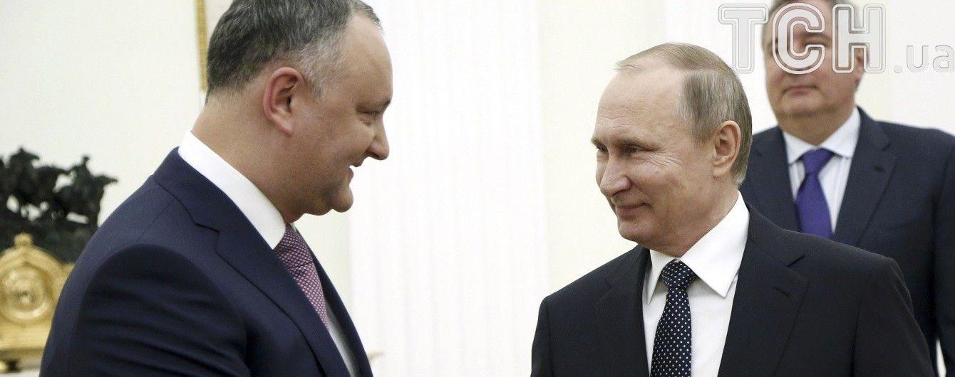 Молдова станет наблюдателем в ЕврАзЭС