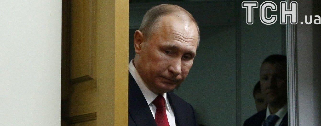 Путін планує загарбати  Донбас – Bloomberg