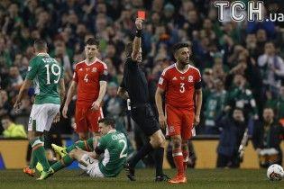 ФІФА може покарати гравця збірної Уельсу через завдання жахливої травми супернику