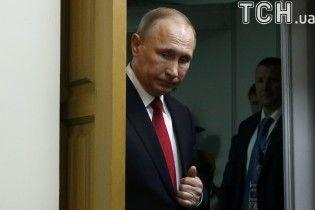 """У Кремлі вирішили перенести """"Пряму лінію"""" з Путіним"""