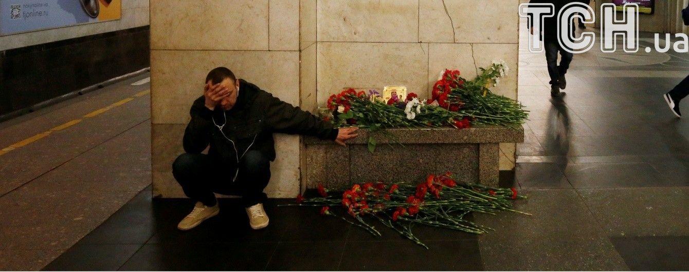 """Російські спецслужби виявили """"сирійський слід"""" теракту в Санкт-Петербурзі – ЗМІ"""