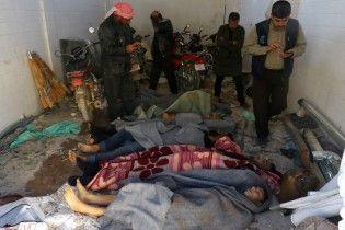 Влада Сирії причетна до хімічних атак в країні - Reuters