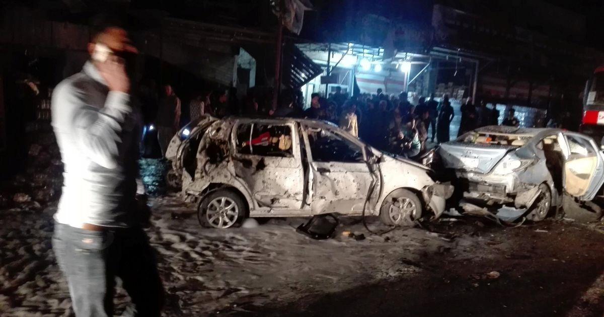 У шиїтському районі Багдаду потужний вибух забрав життя більше 20 людей