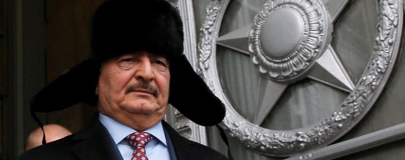 США обеспокоены увеличением влияния России в Ливии - Reuters