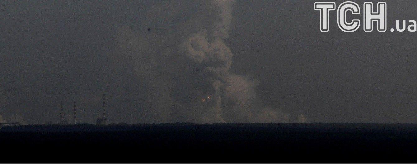 Из-за взрывов в Балаклее допросили военных
