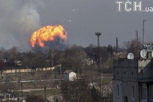 Возросло количество пострадавших от взрывов в Балаклее